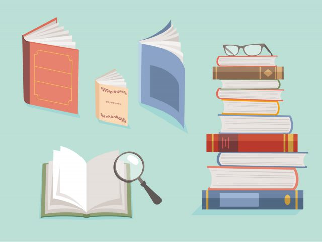 ブログの基本構造を本に例えて説明します